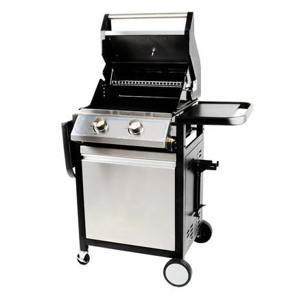 Chant Nồi lẩu điện, đa năng, bếp và vỉ nướng BG1082B Grill Home Thép không gỉ ngoài trời LPG Grill B