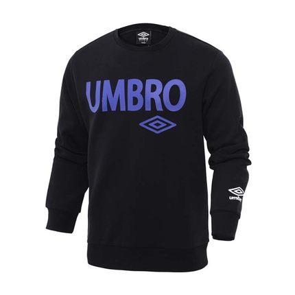 Áo thun nam tay dài màu xanh dương Umbro
