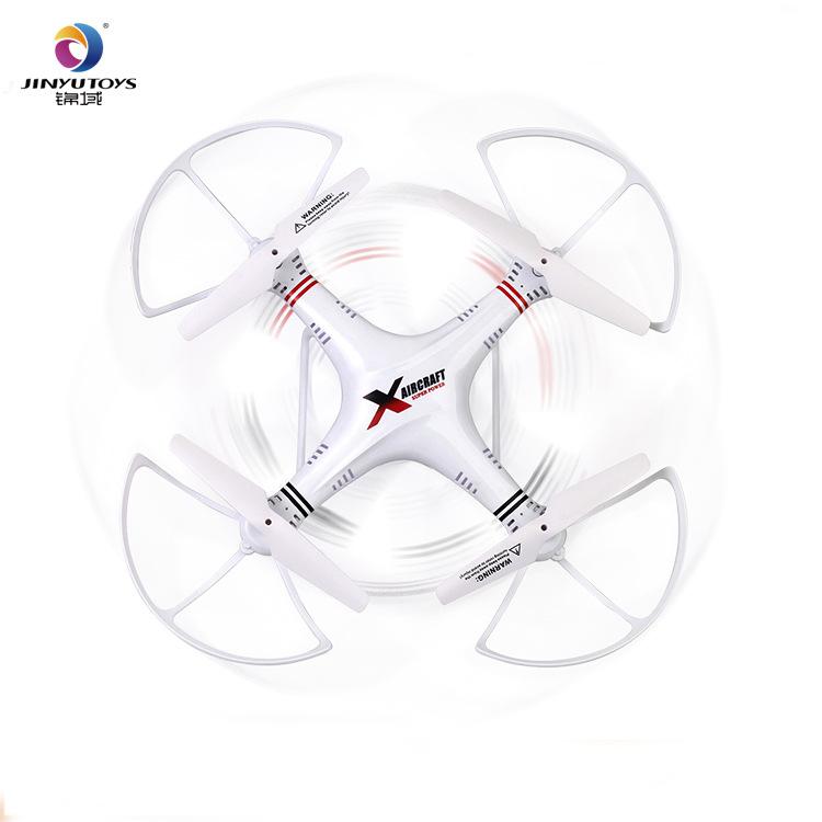 Jinyu Máy bay không người lái Nhà máy Jinyu bán buôn 2.4G drone X5C điều khiển từ xa máy bay HD came