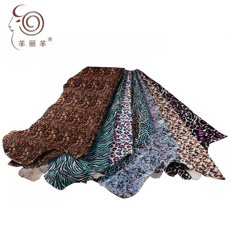 Yang Li Yang Da ngựa [Yang Li Yang] nhà sản xuất cung cấp vải da ngựa nhập khẩu thân thiện với môi t