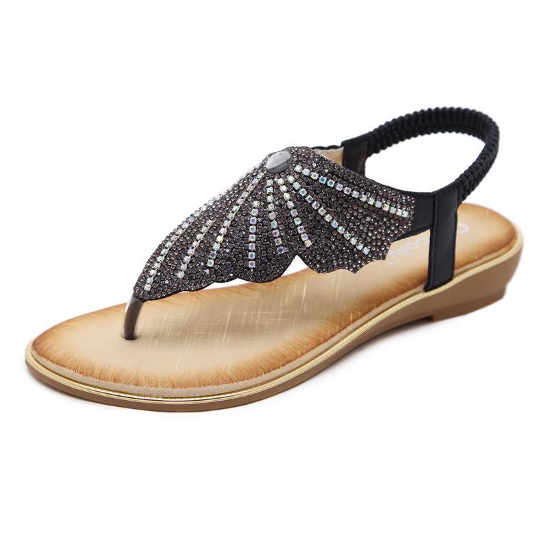 Giày sandal dây dành cho Nữ , Thương hiệu : SIKETU