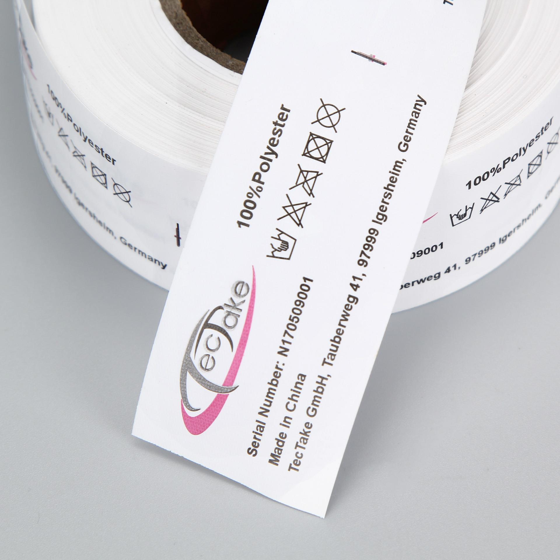 JUNZHAO tem mạc , logo Các nhà sản xuất chuyên sản xuất các nhãn hiệu quần áo, giặt, giặt, giặt, in,