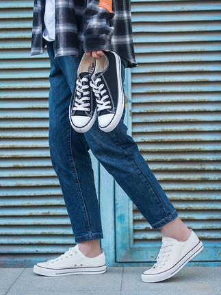 DOUBLE STAR - Giày Thời Trang Thể Thao Năng Động cho Nam Và Nữ , kiểu cột dây .