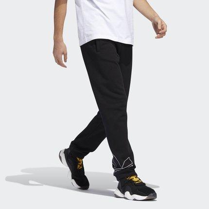 Adidas Quần Adidas chính thức Adidas clover SPIRIT SWEATPAN quần thể thao nam DZ9134
