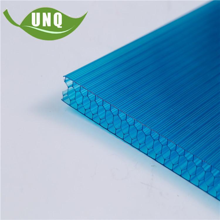 HANGMEI Vật liệu nhựa giàn giáo PC ,nhựa bảng tổ ong polycarbonate chiếu sáng vật liệu cách .