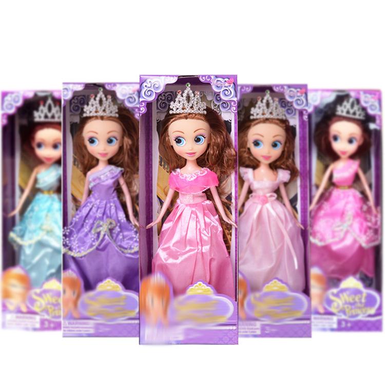 búp bê barbie lớn phù hợp với bé gái , món quà sinh nhật cho bé