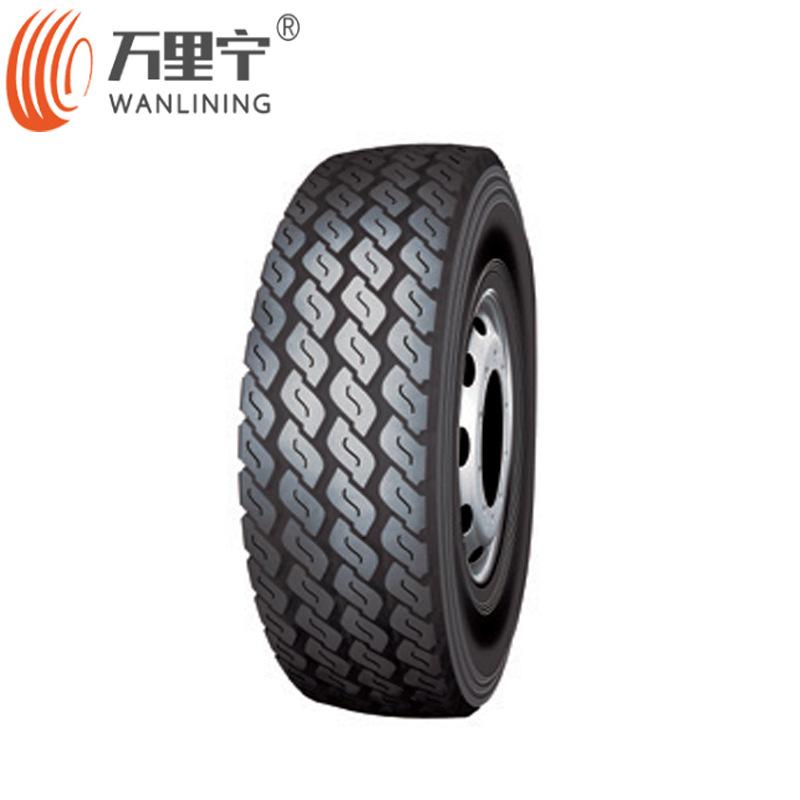 WANLINING Cao su (lốp xe tải) - 12.00R20 , lốp thép xuyên tâm HS958 .