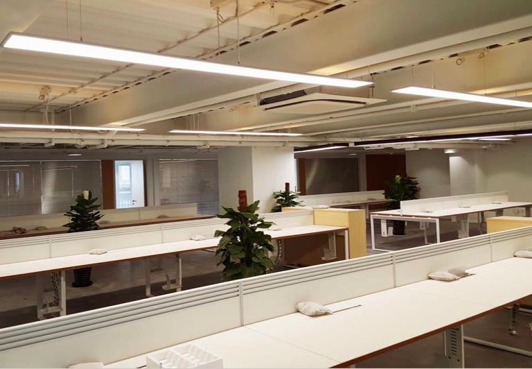 Bóng đèn LED trần vuông Công nghệ vật liệu tinh thể lỏng Đức bảng OSRAM dẫn tùy chỉnh đèn lồng thắp