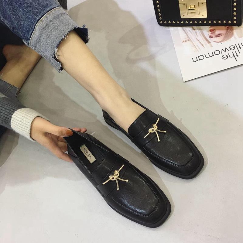 Giày Mọi Da kiểu Đạp gót dành cho Nữ , Nơi xuất xứ Quảng Châu.
