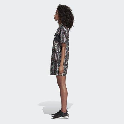 Adidas Váy Adidas chính thức Adidas clover DRESS váy nữ DH4227
