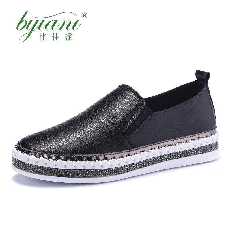 Giày Mọi Da Thể Thao dành cho nữ , Thương hiệu : BIJIANI .