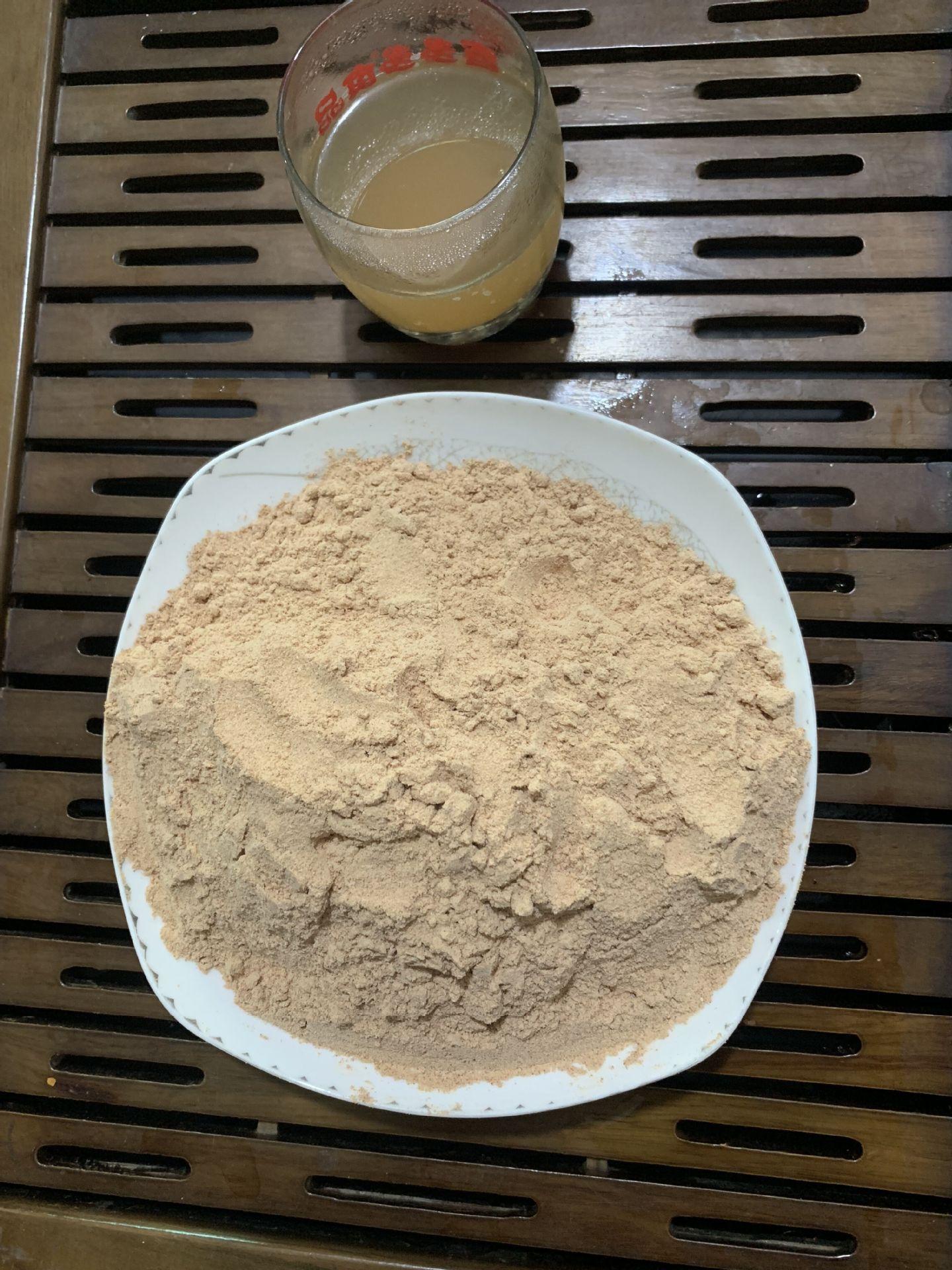 bột ganmei vị mận chua , bột mận nguyên chất ,dành cho trẻ sơ sinh