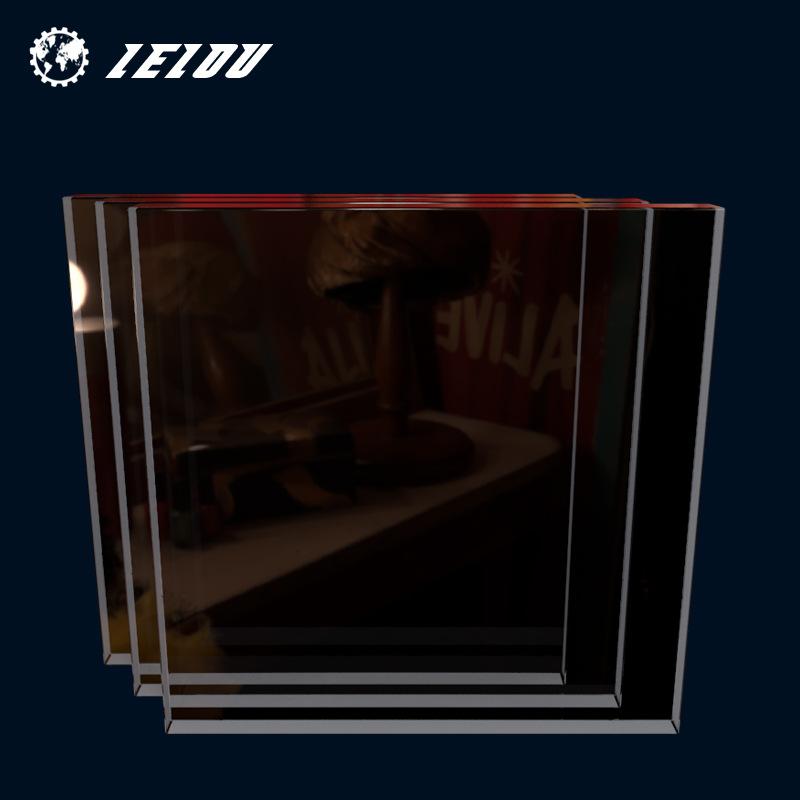 LELOU NLSX thủy tinh Kính chì cung cấp kính bảo vệ cửa sổ kính chì ct phòng quan sát cửa sổ kính chì
