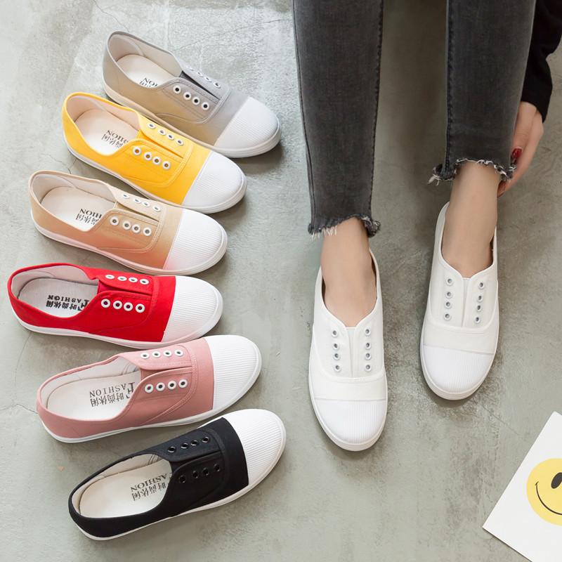 TIANYUXUAN - Giày Bệt Thời Trang Thể Thao Năng Động cho Nữ .