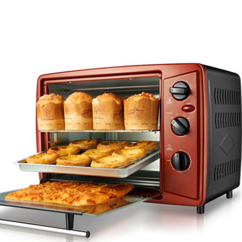 Joyoung Lò vi sóng, lò nướng Lò nướng bánh Joyoung / Jiuyang KX-30J601 nướng bánh tại nhà đa năng, d
