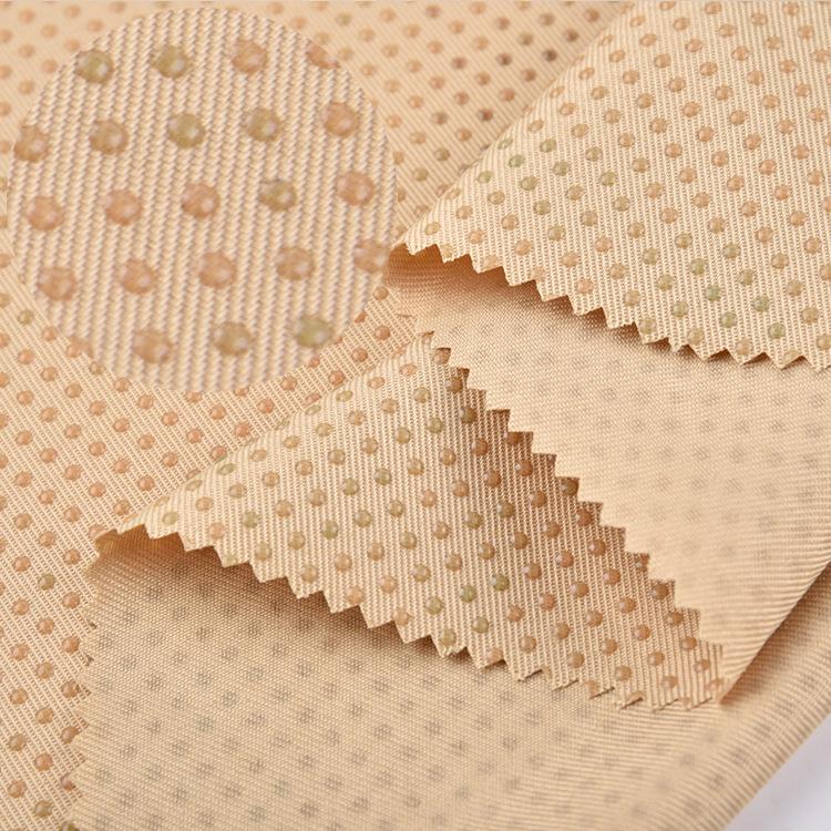 SHAOTING Vật liệu chức năng Nhà máy đồng phục trực tiếp PVC nhựa thả vải tùy chỉnh polyester silicon