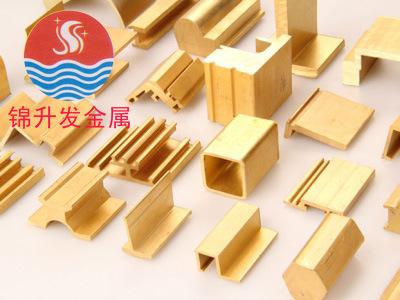 JINSHENGFA Hợp kim Có thể tùy chỉnh đồng kim loại màu đồng và nhôm kim loại màu đồng