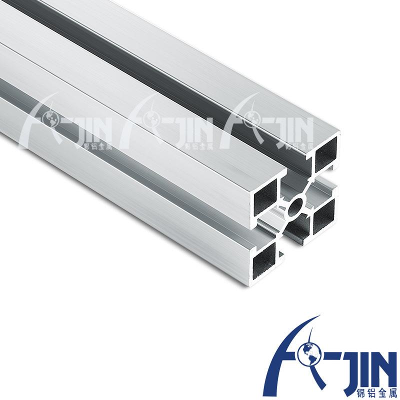Hồ sơ nhôm - 4040GA  ,Chất Liệu : 6063-T5  Nhôm Đường ống tự động hóa công nghiệp GB