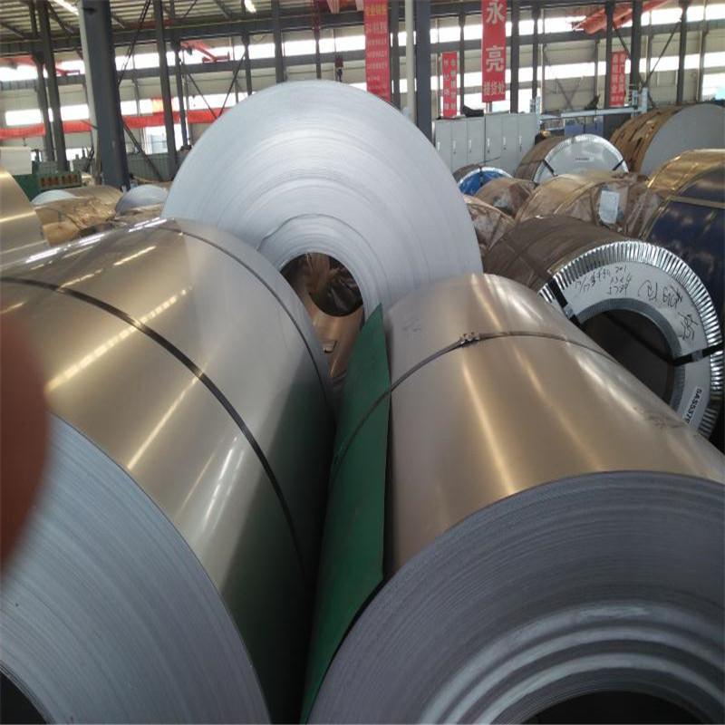 Nguyên liệu sản xuất thép Thông số kỹ thuật thép không gỉ dải thép không gỉ SUS304 hoàn thành mở rộn