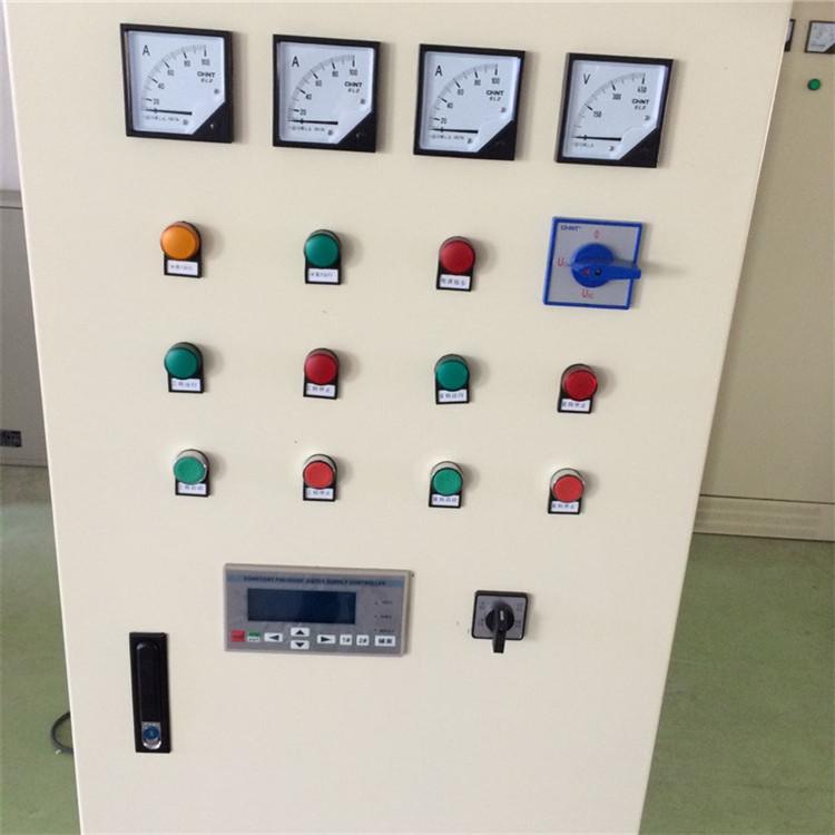 AC - Tủ phân phối điện gắn thiết bị tự động Hộp điều khiển máy ngoài Trời .