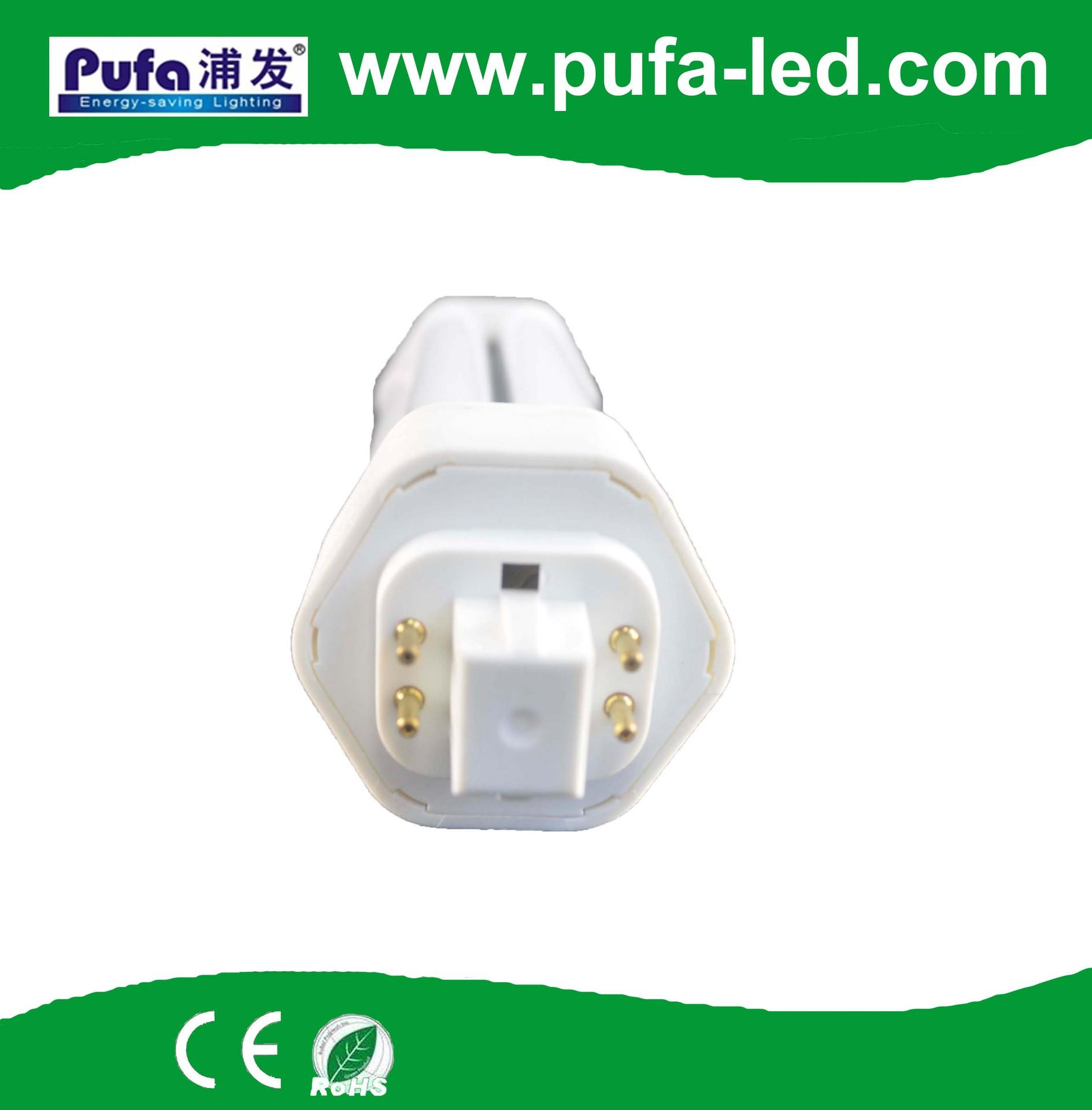 Bóng đèn cắm ngang 3U GX24q cắm cắm đèn ống dẫn ngang E27 đèn Ngô