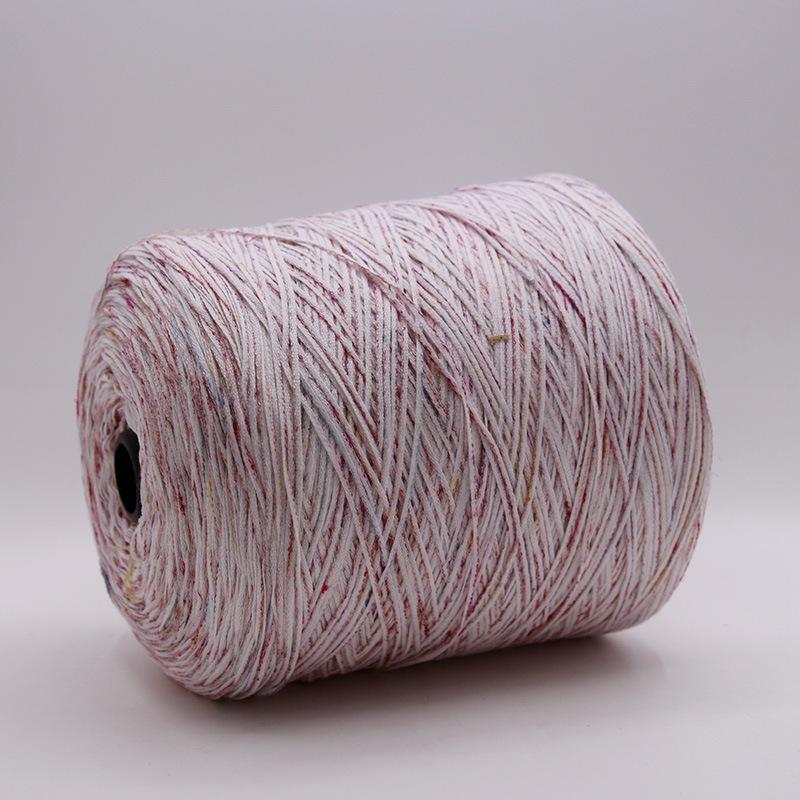 YUSHENG Sợi gai Nhà máy bán hàng trực tiếp 3.7NM sợi bông nyani sợi bán buôn sợi tùy chỉnh làm tất c