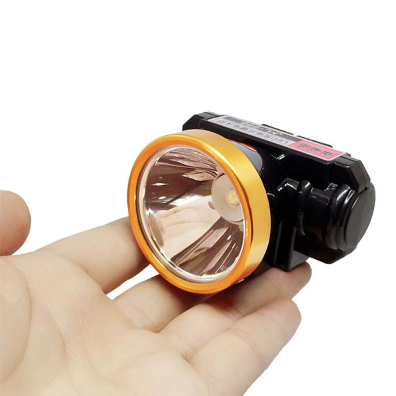 JIANMINGLIANG Đèn điện, đèn sạc Đèn pha sạc pin mạnh Ultralight siêu sáng lithium điện mini nhỏ gọn