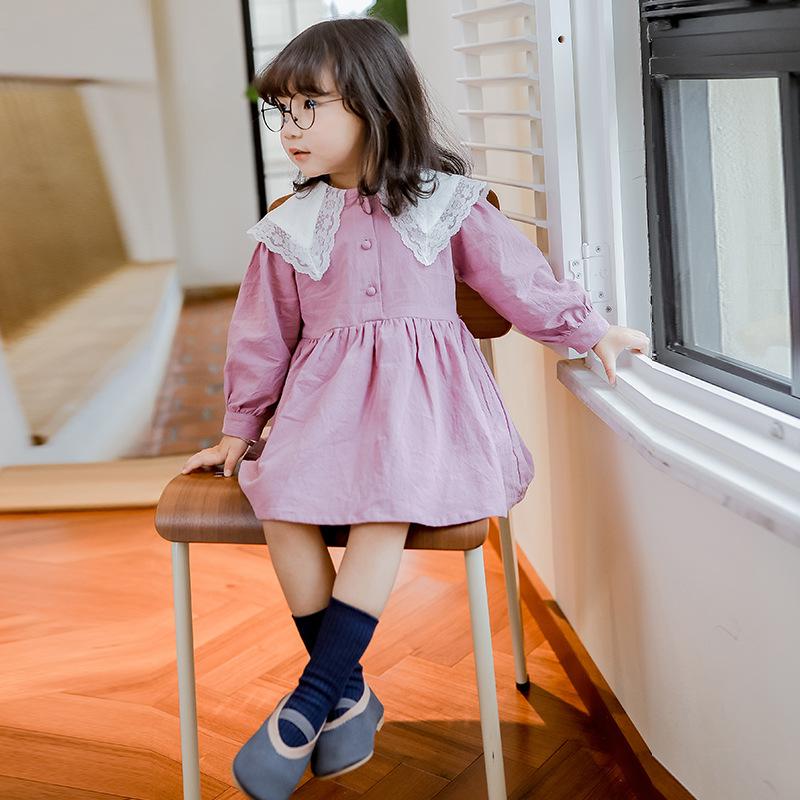 váy đầm xòe dễ thương dành cho bé gái .