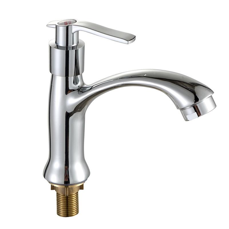Vòi nước dùng cho bồn rửa tay nhà bếp bằng Hợp kim kẽm .