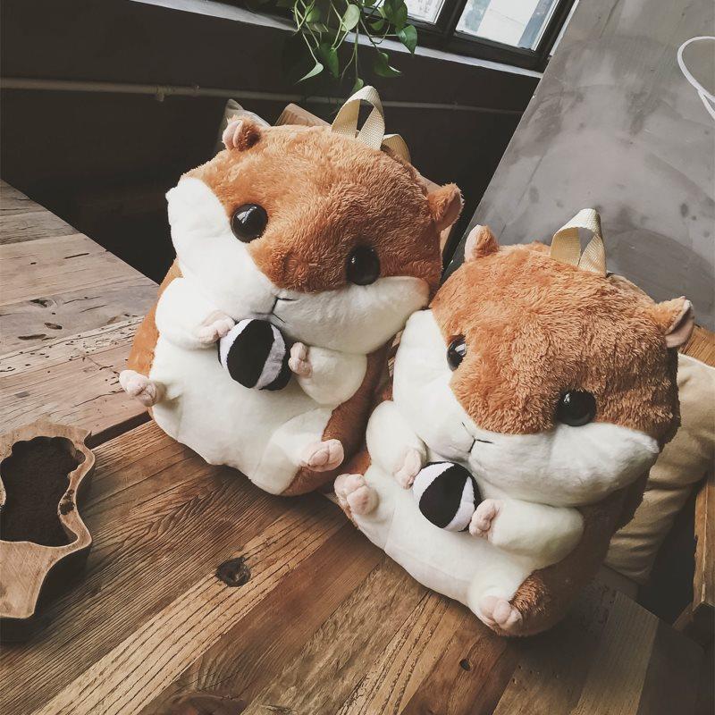 Búp bê vải Hàn Quốc búp bê đồ giá rẻ đáng yêu chuột túi ấm tay che dakimakura can thiệp vào đồ chơi