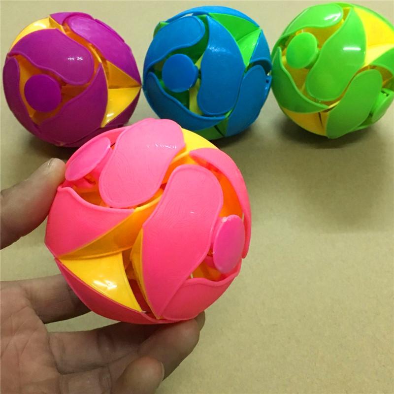 YL Đồ chơi sáng tạo Sáng tạo mới đồ chơi kỳ lạ Ném bóng màu bóng Kính thiên văn xuyên biên giới bán