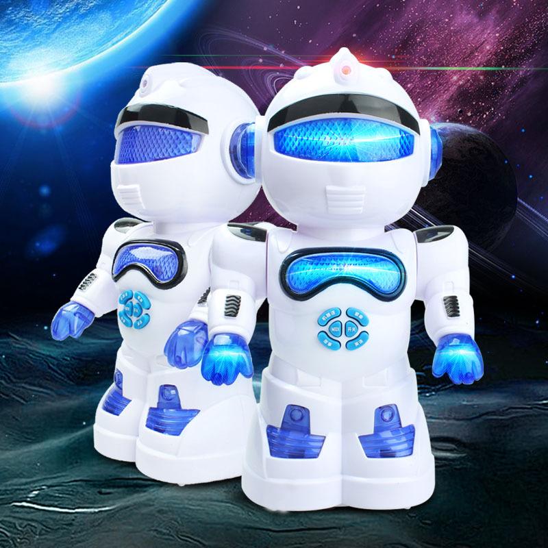 HDY Máy học tập Trẻ em đa năng robot thông minh Câu chuyện thời thơ ấu Máy T1 mô hình đi bộ phổ quát