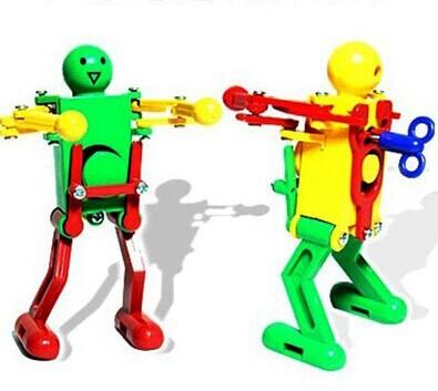 JIAXIN Rôbôt / Người máy Ngoại thương trẻ em xuyên biên giới đồng hồ sáng tạo đồ chơi chuỗi nhỏ Mới