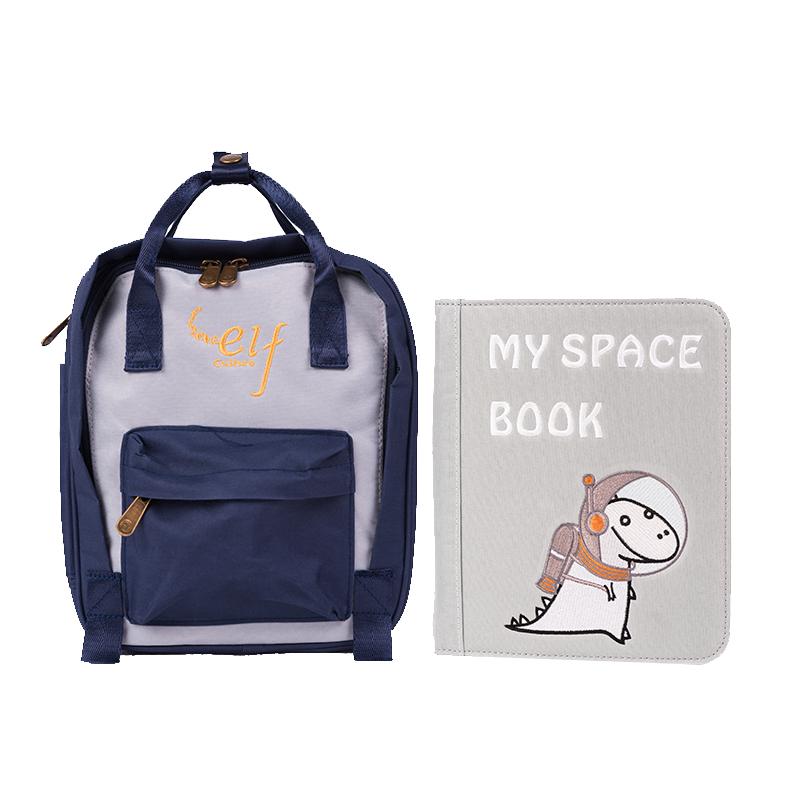 sách vải The first book, Space Montessori Children's Early Education, Elf Star Series, My, Hong Kon