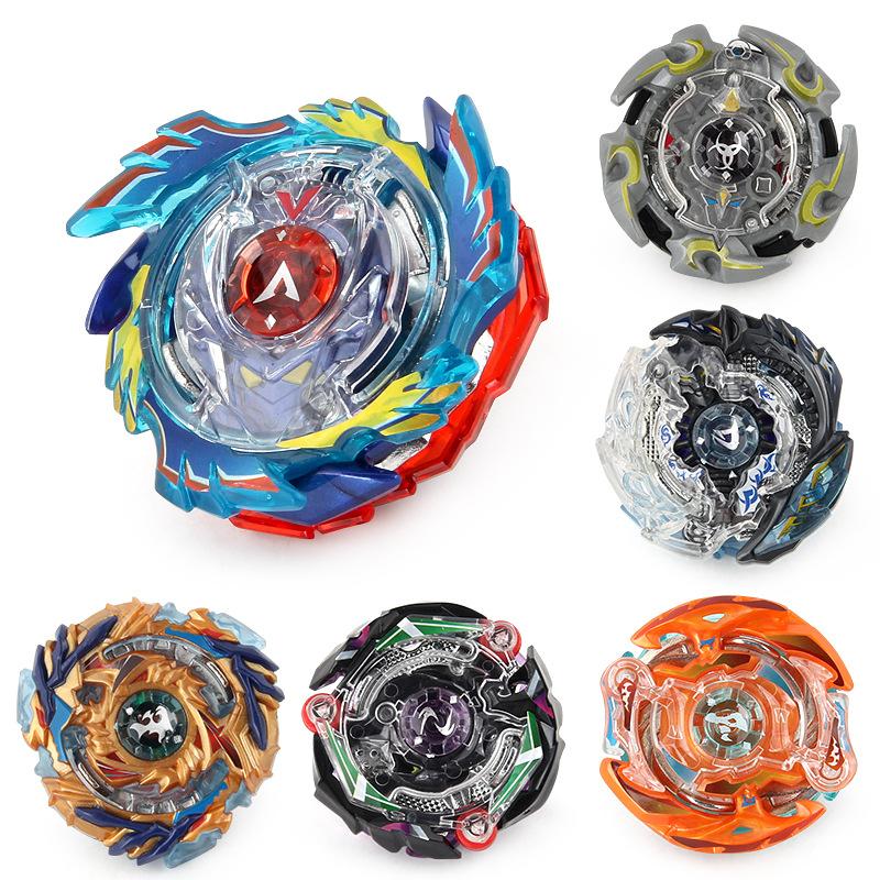 Chengke toys Bông vụ Thế hệ Burst chiến đấu lắp ráp đồ chơi con quay hợp kim con quay hồi chuyển B73