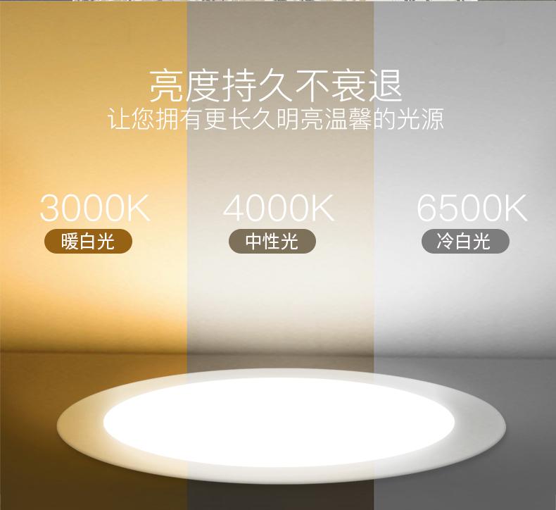 Đèn trần bộ Philips LED nhúng đèn phòng khách lỗ lỗ nhà đèn thùng ngày những chiếc đèn lồng đèn