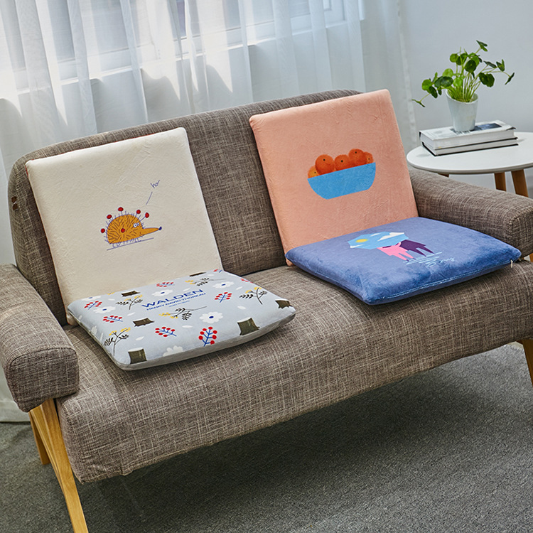Đệm Lót ngồi dành cho ghế sofa hoặc ghế thường , đơn giản và hiện đại .
