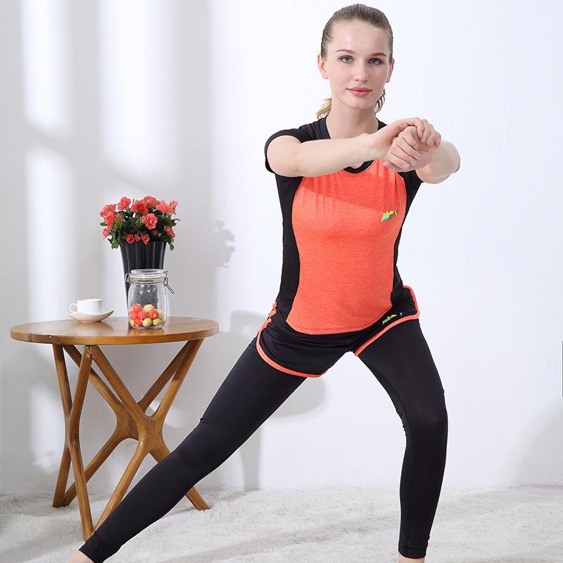 Trang phục Thể Thao : Quần áo tập thể dục dành cho Nữ .