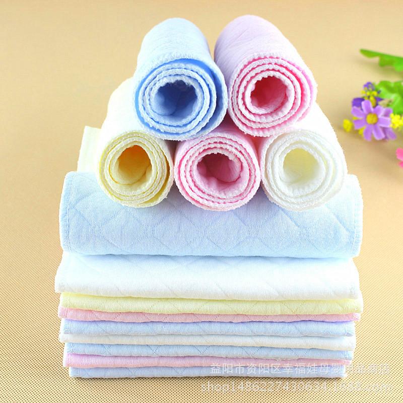 Miếng Tả vải , Tã bông cotton sinh thái ba lớp, siêu thấm cho bé  .