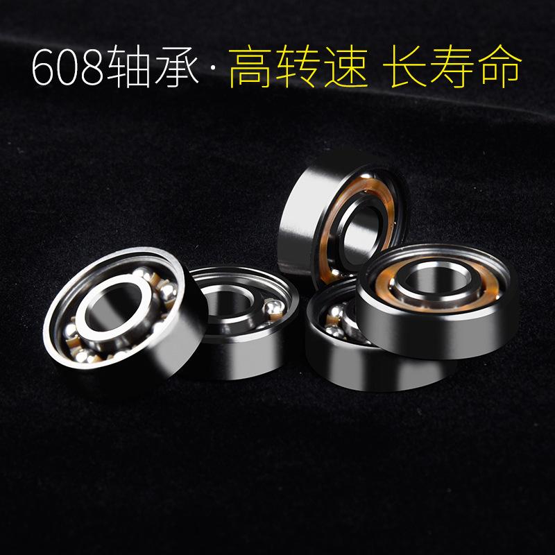 Seyoo Bông vụ Nhà sản xuất tại chỗ đầu ngón tay mang con quay 608 mang ngón tay con quay mang siêu d