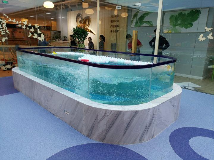 bể bơi trẻ sơ sinh Bể bơi trẻ em bể bơi trẻ em bể bơi trẻ em bơi bơi quán Hồ bơi cả thiết bị kính tr