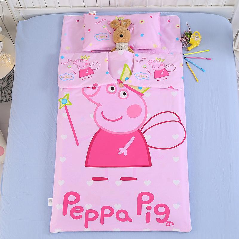 Túi ngủ hình hoạt hình dễ thương dành cho Trẻ Em.