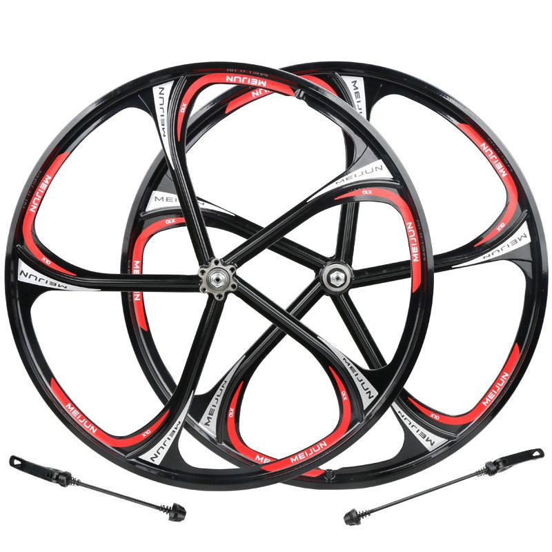 Bánh xe hợp kim  cho xe đạp leo núi 26 inch .