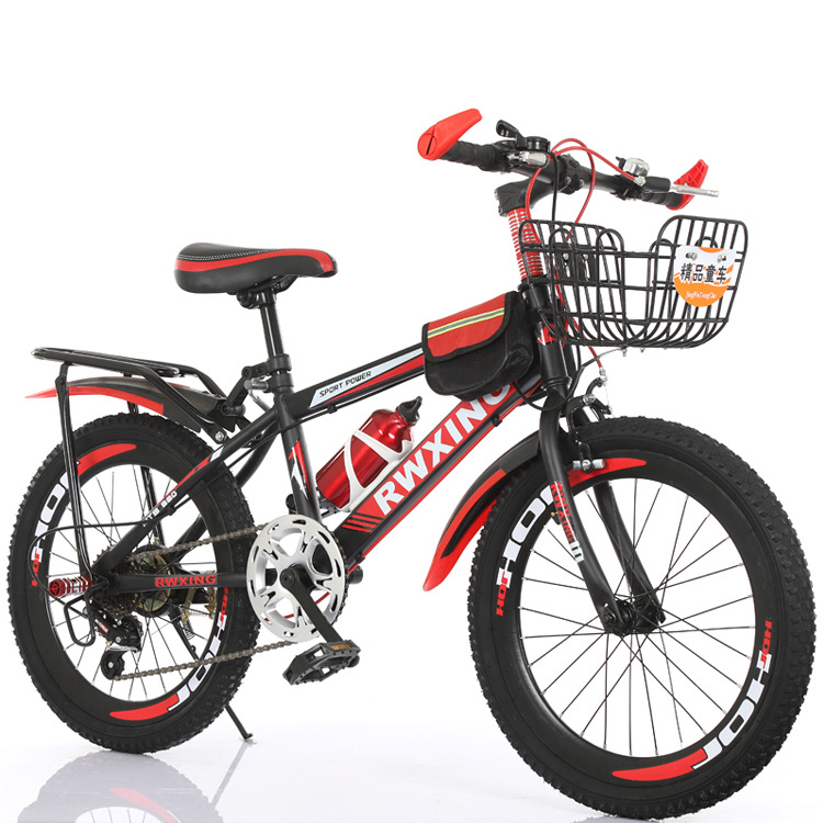 Xe đạp Thể Thao leo núi giảm xóc cho Trẻ Em .