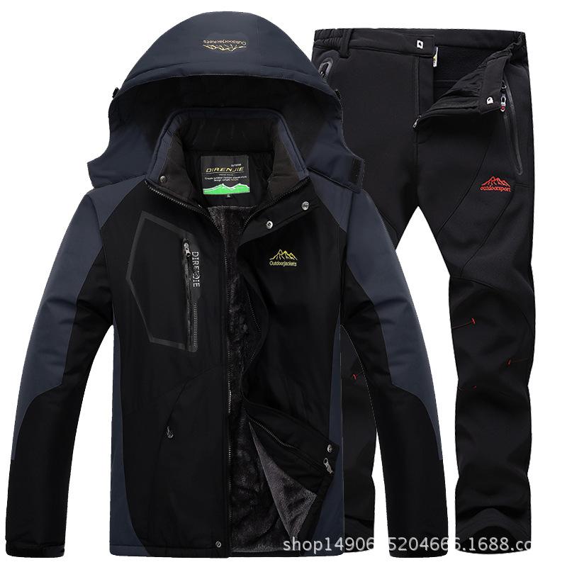 Thời Trang Thể Thao : Quần áo leo núi dành cho nam và nữ .