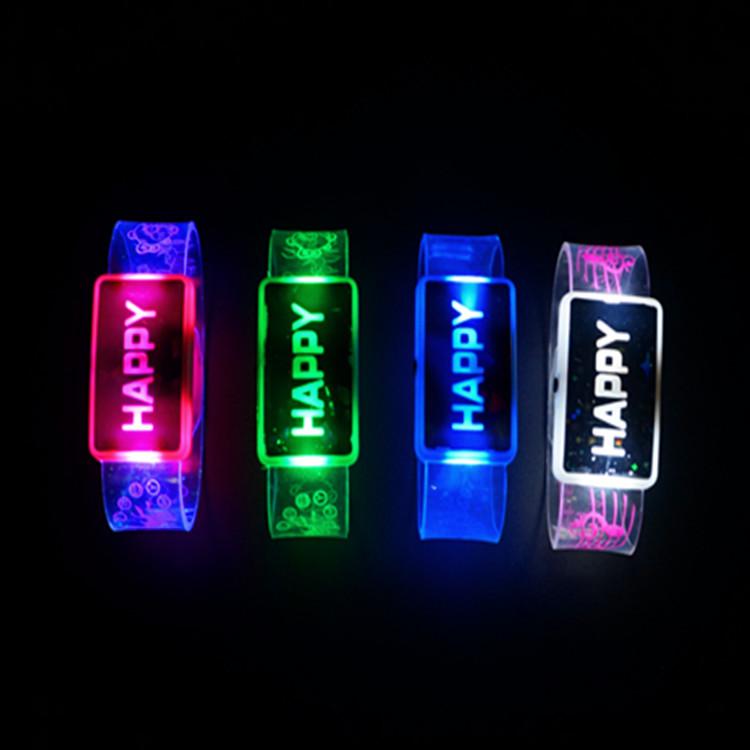 ENYING - Đồ chơi phát sáng : Vòng đeo tay đèn led phát sáng