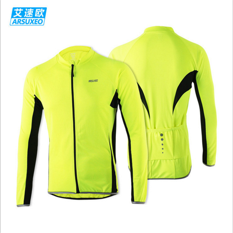 Trang phục Thể Thao : Áo Thun vải Lạnh Tay Dài dành cho Nam .