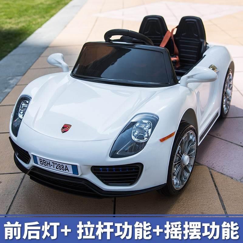 Xe điều khiển từ xa Siêu lớn 2 bốn bánh xe có thể ngồi xe đồ chơi trẻ em. Đưa cái điều khiển tốc độ