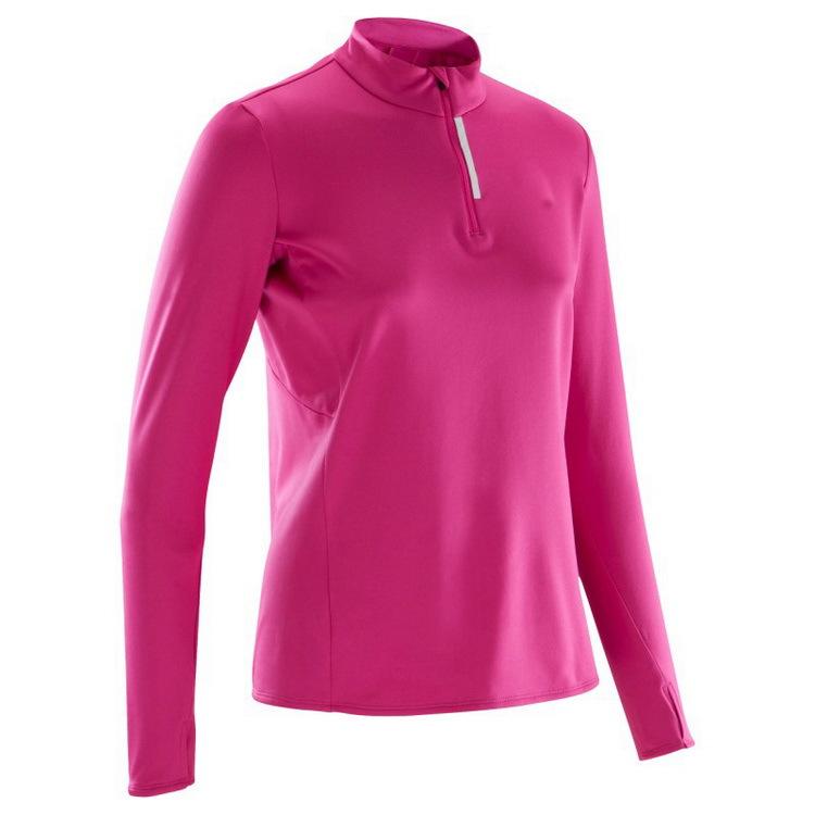 Trang phục Thể Thao : Áo Thun vải Lạnh Tay Dài dành cho Nữ .