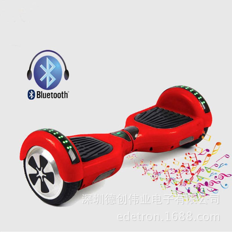 DECHUANG Xe điện 2 bánh tự cân bằng 6.5 inch .
